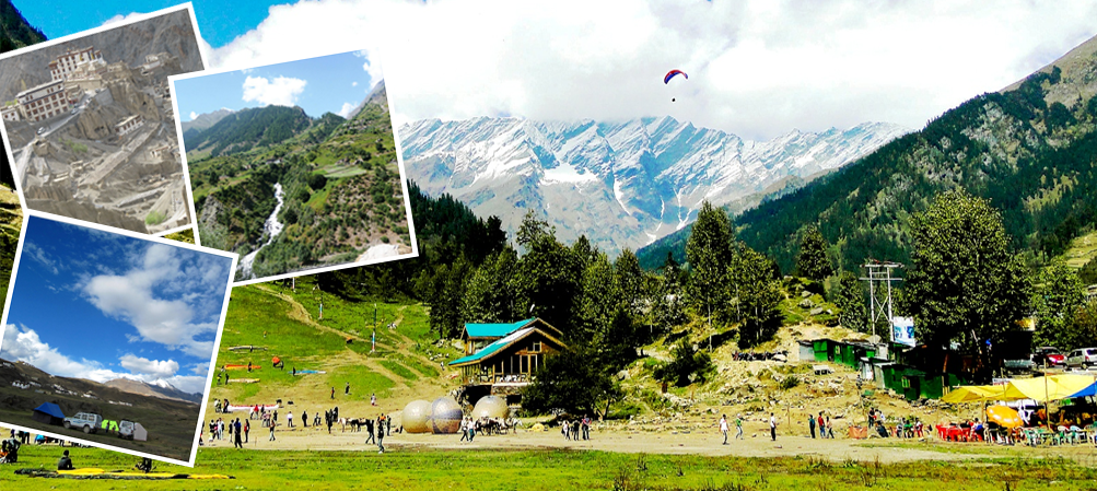 Book Himachal Holiday Packages at Best Price